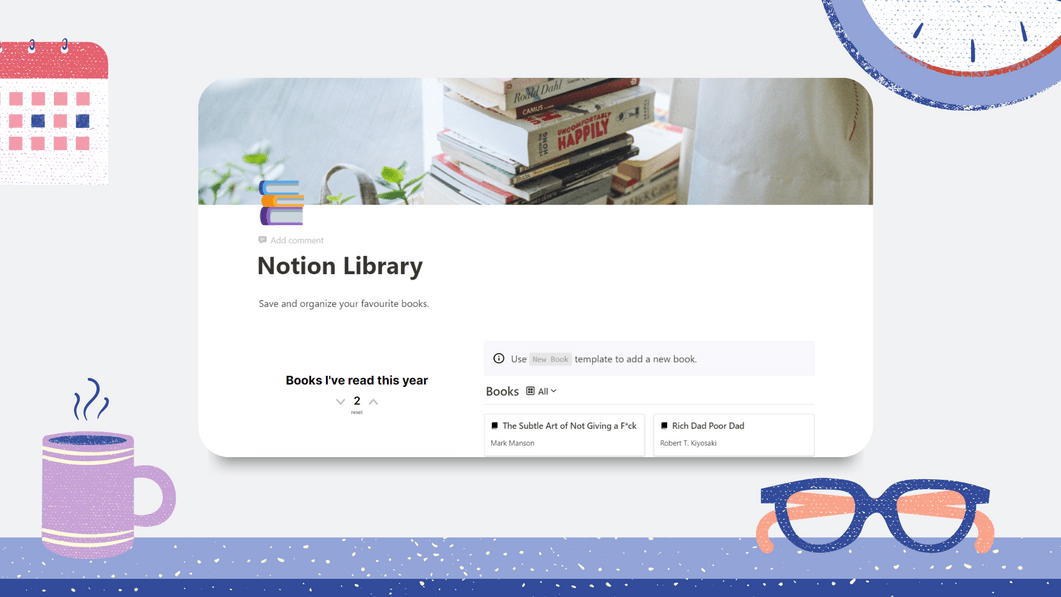 Notion Library