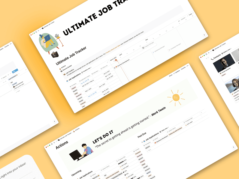 Ultimate Job Tracker
