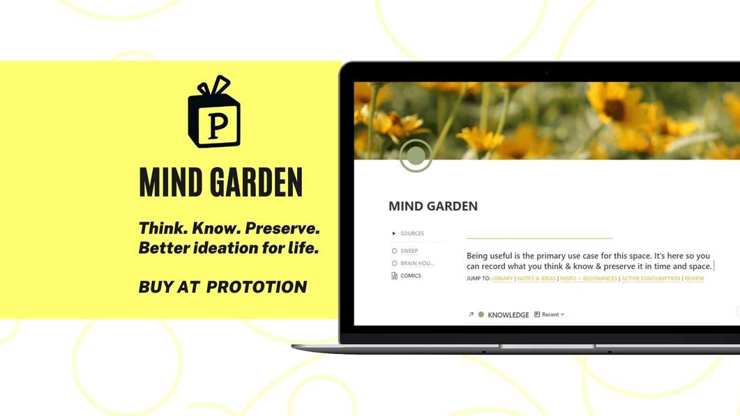 Mind Garden Dashboard