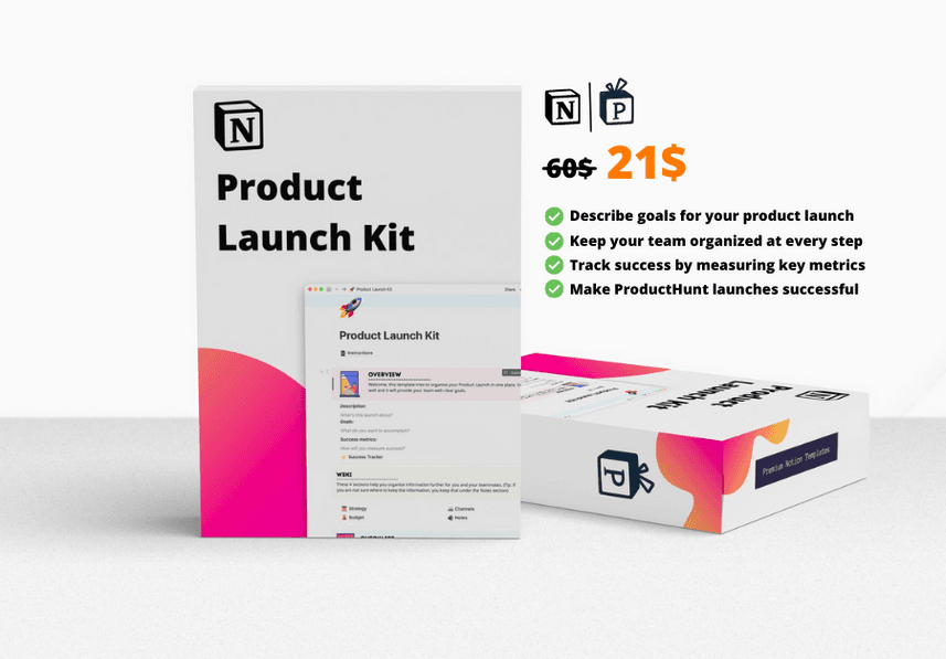 Product Launch Kit
