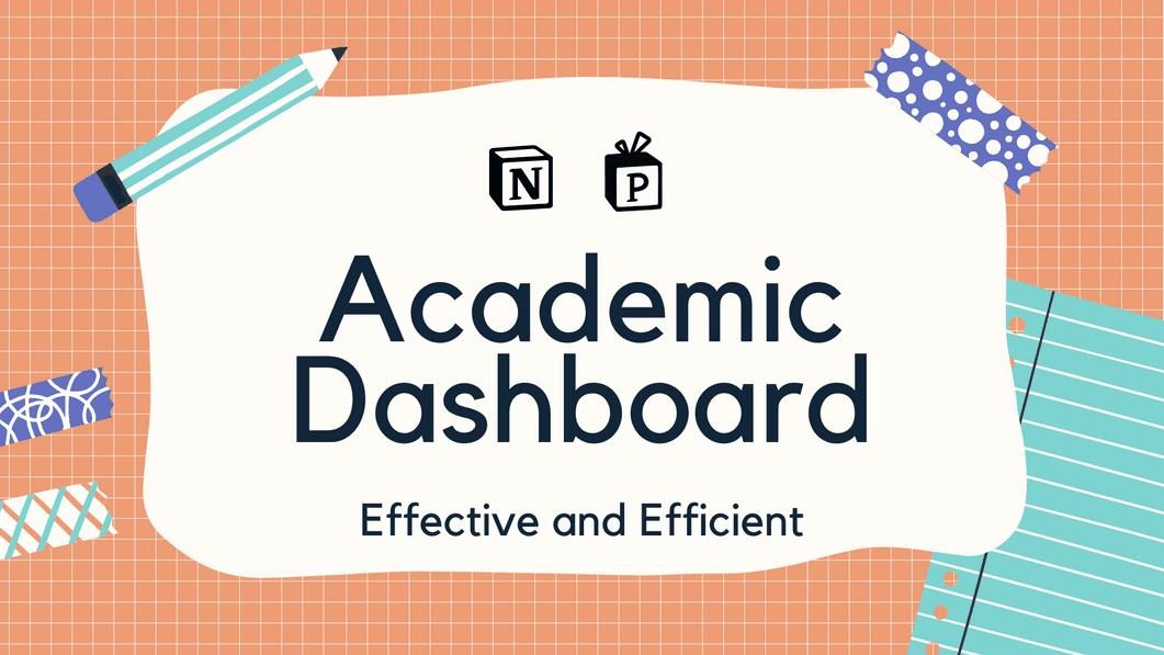 Academic Dashboard [Effective]